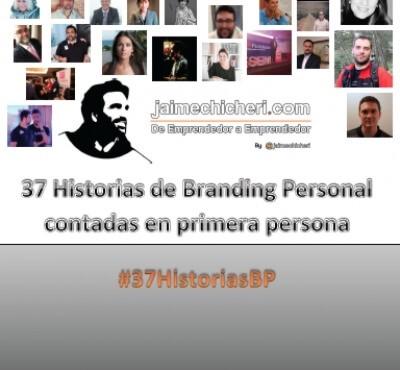 37 historias de branding personal contadas en primera persona