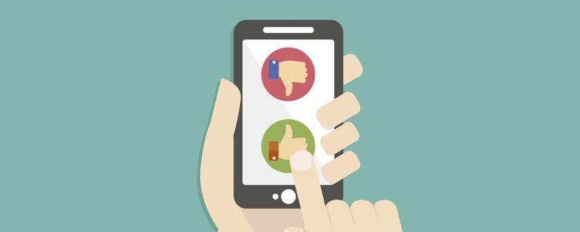 Gestión de comentarios negativos en redes sociales. La protección de la marca