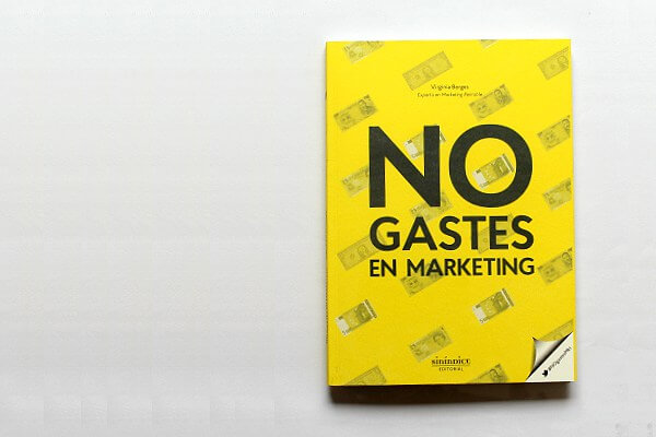 No gastes en marketing