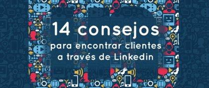 14 consejos para encontrar clientes a través de Linkedin - Francisco Rubio