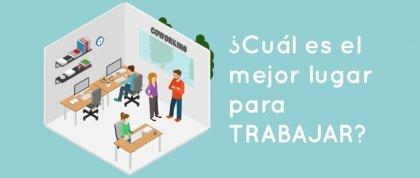 ¿Cuál es el mejor lugar para trabajar? - Francisco Rubio