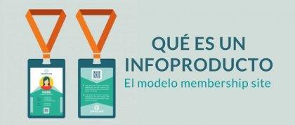 Qué es un infoproducto. El modelo membership site - Francisco Rubio