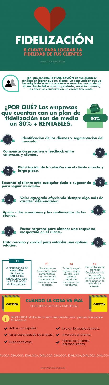 8 claves para fidelizar clientes